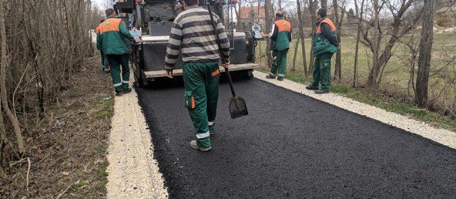 Буџет за асфалтирање некатегорисаних путева већи у односу на прошлу годину